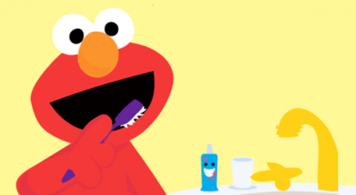 daily routine cards sesame street and autism