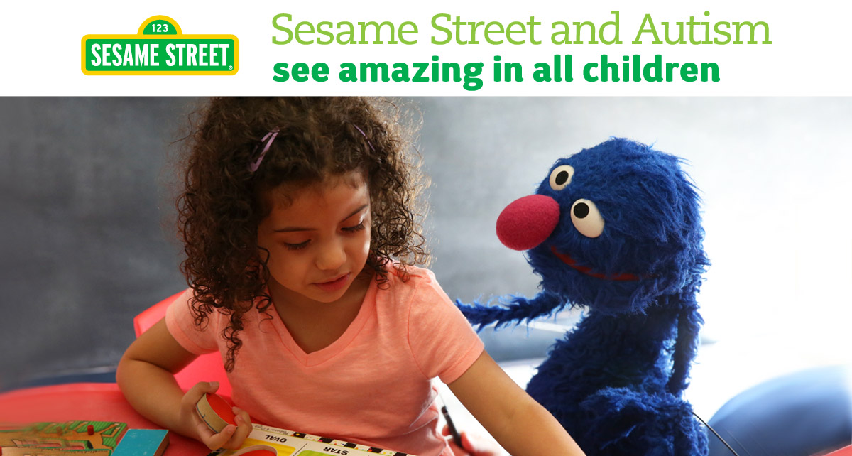 for Kids Archives   Sesame Street and Autism